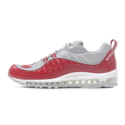 Supreme x Nike Air Max 98 Red UK 9