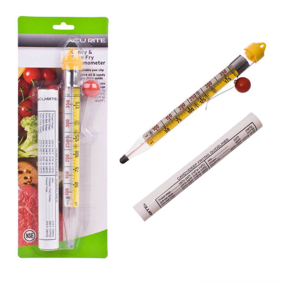 Acurite Deluxe Candy Deep Fry Thermometer
