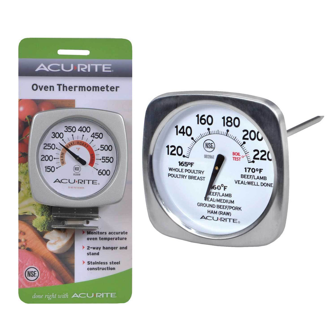 Acurite Gourmet Meat Thermometer - stuff-n-things