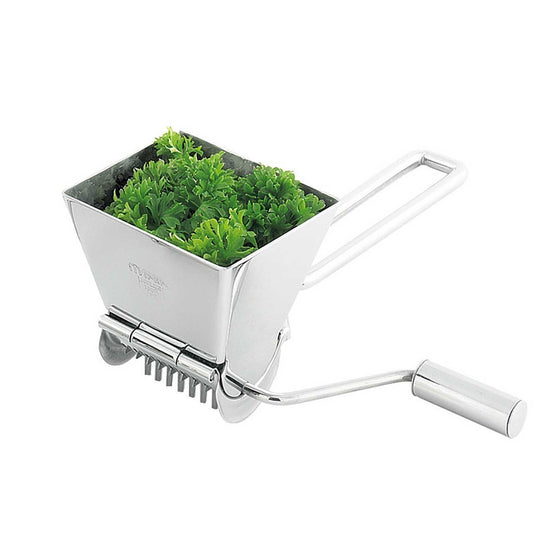 Avanti Lifestyle Stainless Steel Rotary Herb Mill