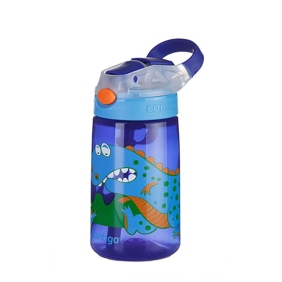 Contigo Gizmo Flip Autospout Kids Bottle 420ml Dinosaur