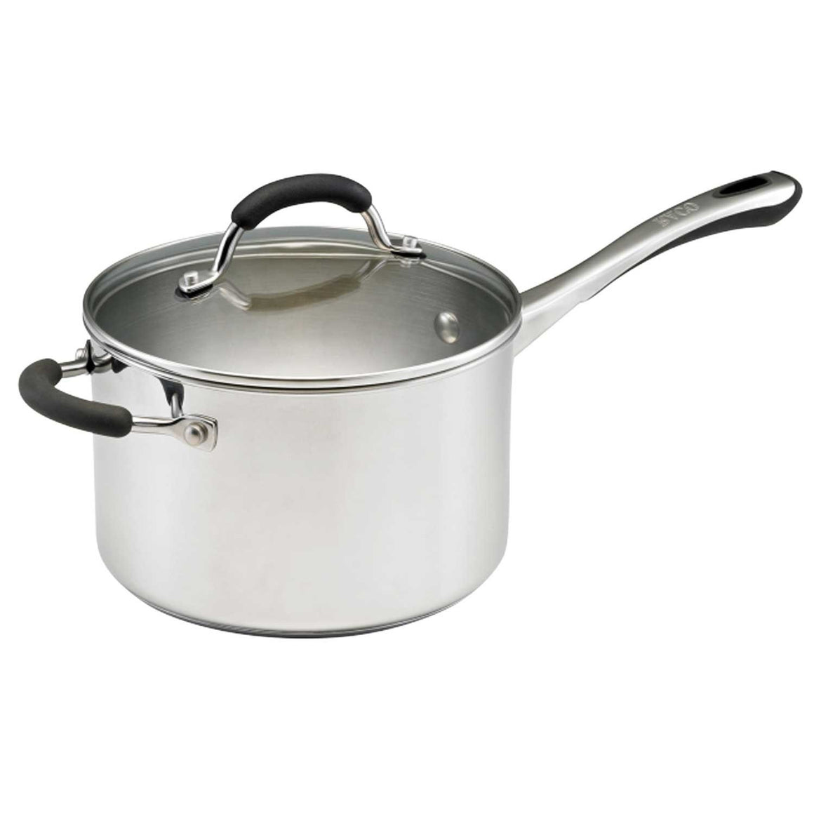 Raco Contemporary Stainless Steel Saucepan 20cm/3.8L - stuff-n-things