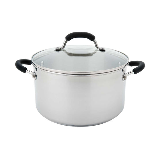 Raco Contemporary Stainless Steel Stockpot 24cm/5.7L