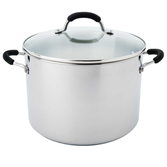 Raco Contemporary Stainless Steel Stockpot 26cm/9.5L