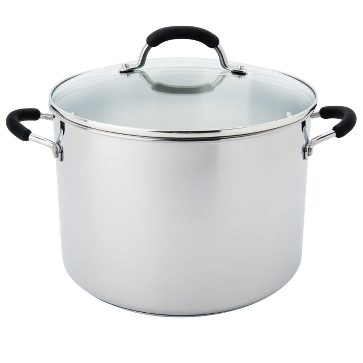 Raco Contemporary Stainless Steel Stockpot 26cm/9.5L - stuff-n-things