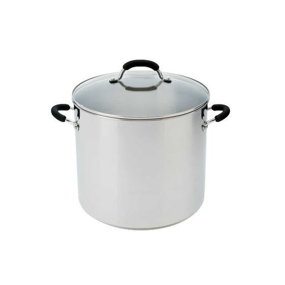 Raco Contemporary Stainless Steel Stockpot 30cm/15.1L