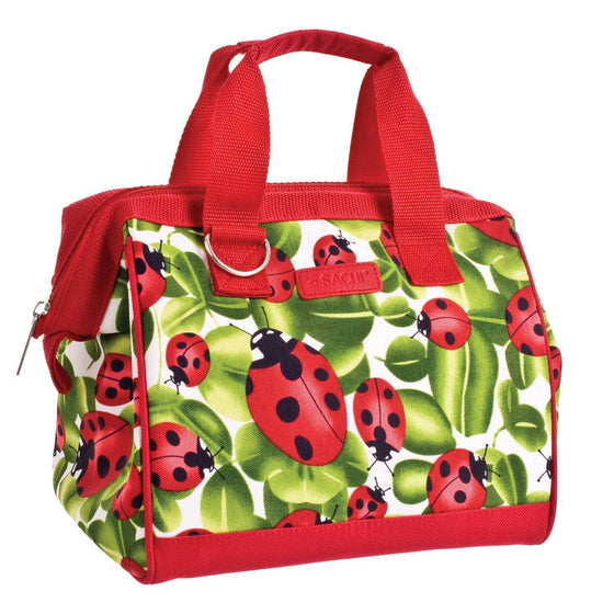 Sachi Insulated Lunch Bag Lady Bug