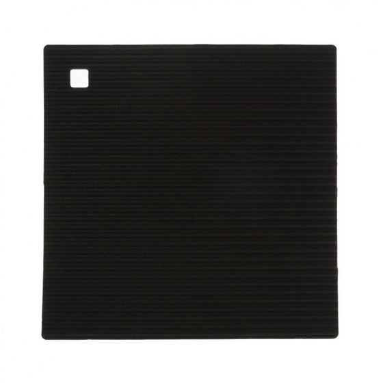 Zeal Originals Silicone Hot Mat Large 22cm Charcoal