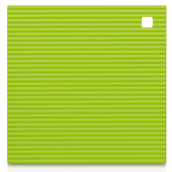 Zeal Originals Silicone Hot Mat Large 22cm Lime