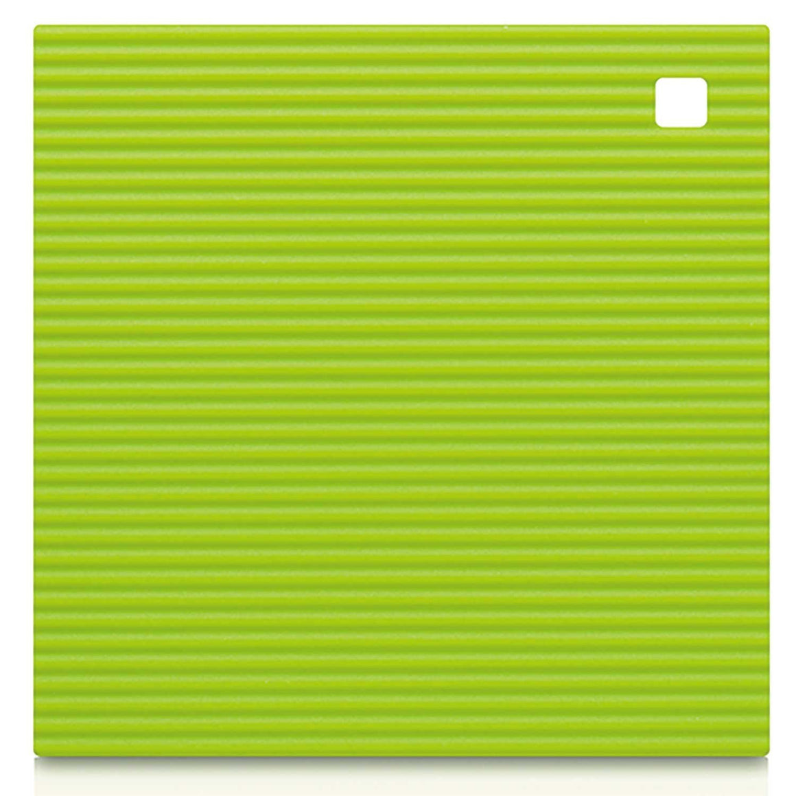Zeal Originals Silicone Hot Mat Large 22cm Lime - stuff-n-things