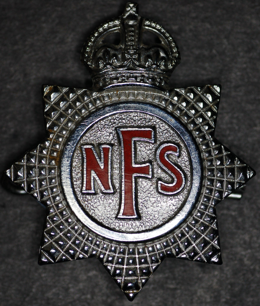 National Fire Service (Auxiliary) World War 2