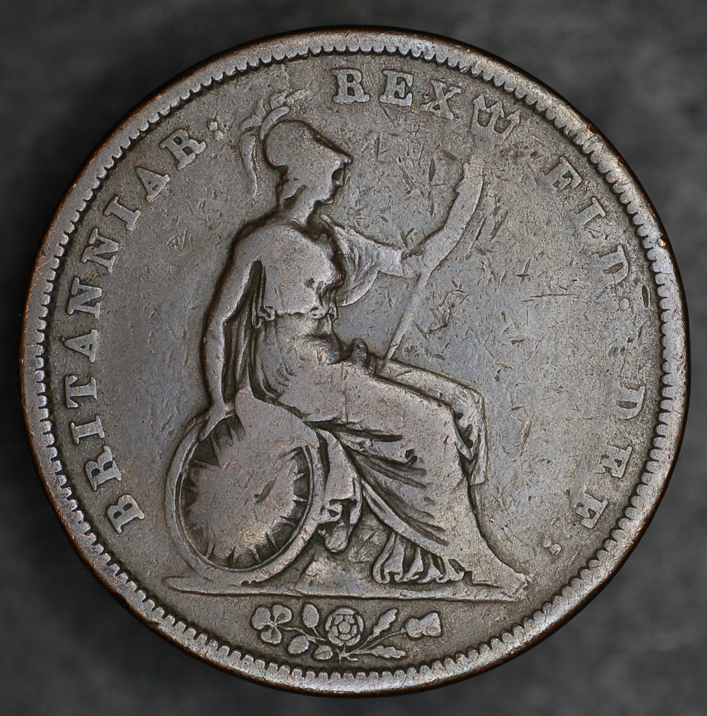 William IV. Penny. 1831.