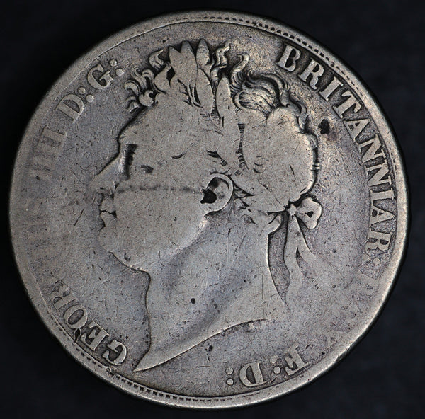 George IV. Crown. 1822.