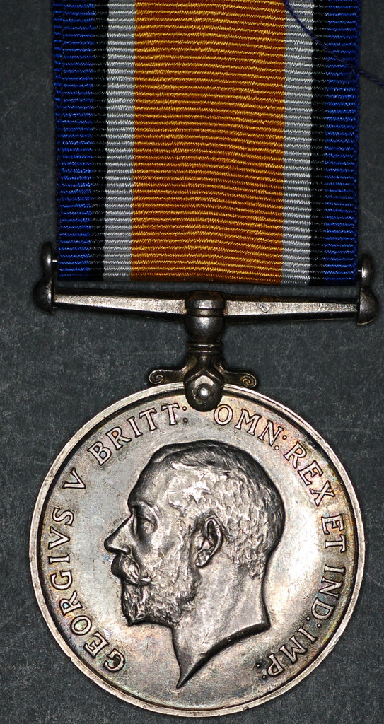 WW1. British War Medal. Davis.