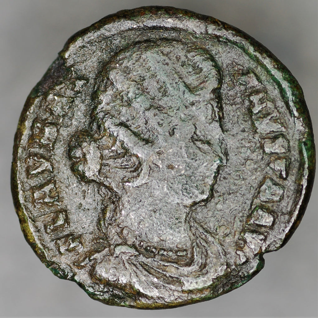 Fausta. Wife of Constantine I. AD. Follis