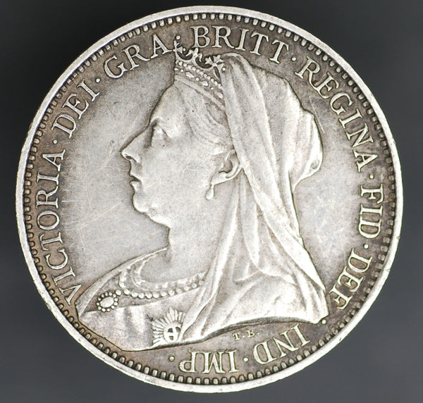 Victoria. Maundy 4d. 1894