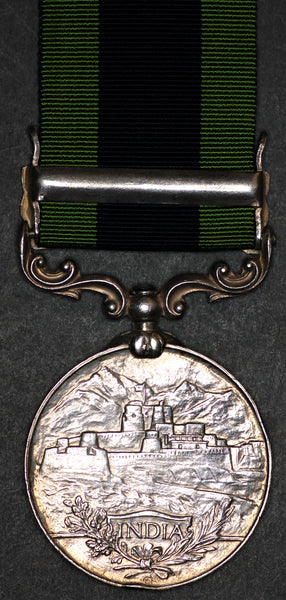 India General Service Medal. Afghanistan N.W.F. 1919. Whitby