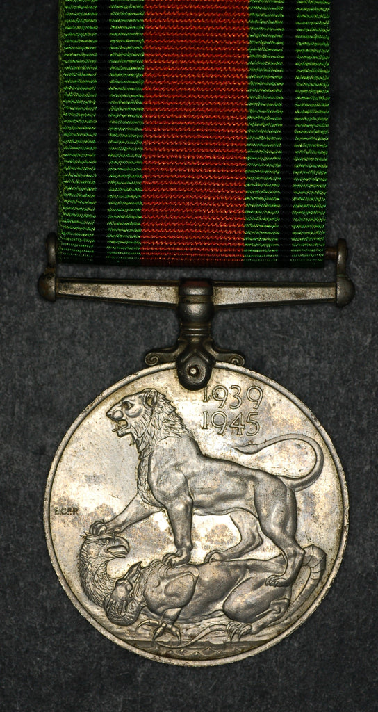 WW2. The Defence Medal.