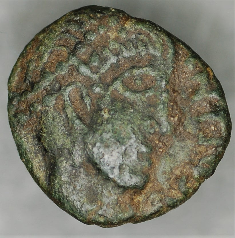 4th century AD copy of a roman coin