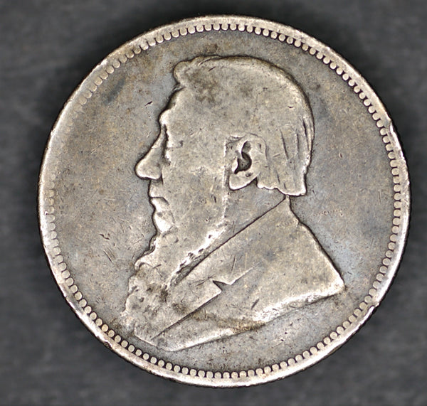 South Africa. 2 Shillings. 1894