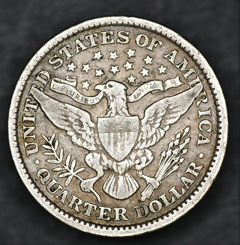 USA. Quarter Dollar . 1894