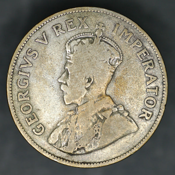 South Africa. Half Crown. 1924