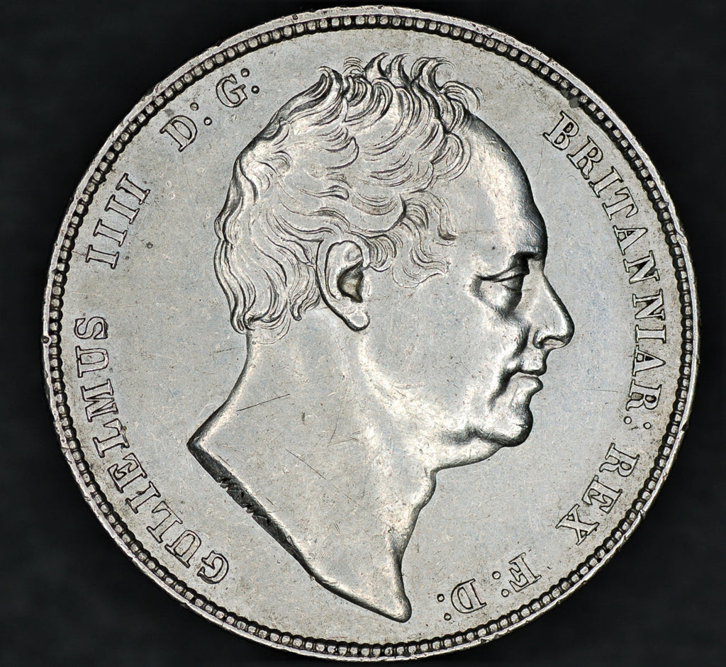 William IV. Halfcrown. 1837