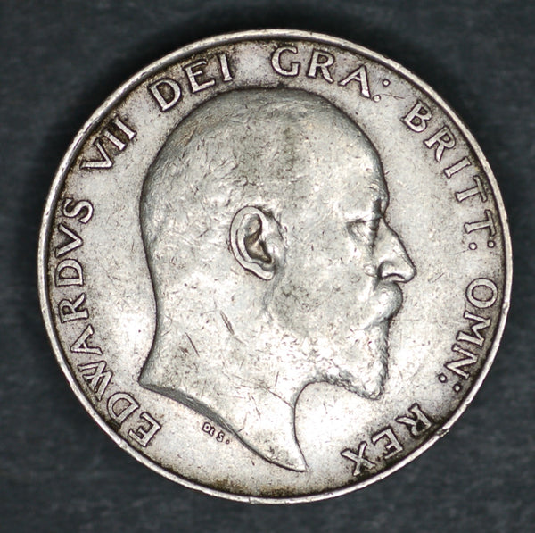 Edward VII. Halfcrown. 1902