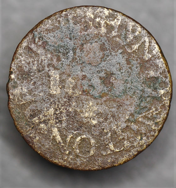 Huntingdonshire. Huntingdon farthing. 1653
