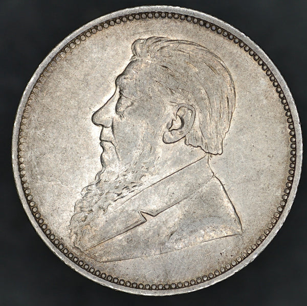 South Africa. 2 Shillings. 1896