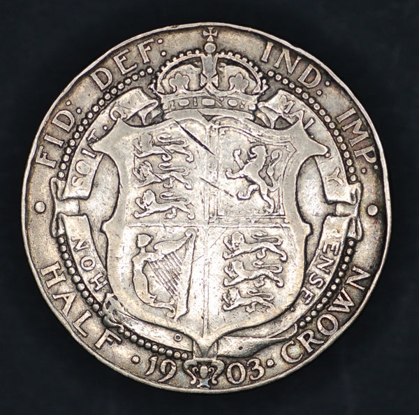 Edward VII. Halfcrown. 1903