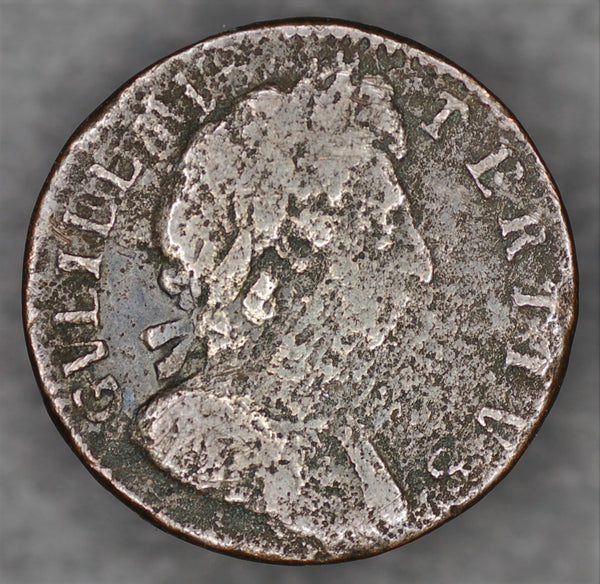 William III. Farthing. 169?