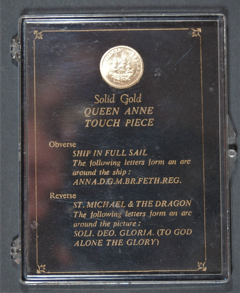 'Queen Anne touch piece' Replica