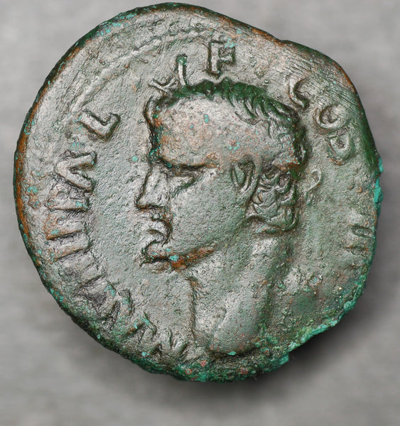 Agrippa. AS. Struck under Caligula.