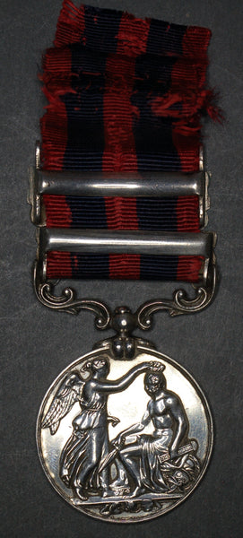 India General Service. 1854. Griffin