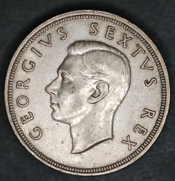 South Africa. 5 Shillings. 1950