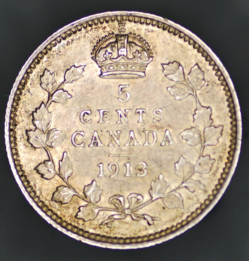 Canada. 5 cents. 1913