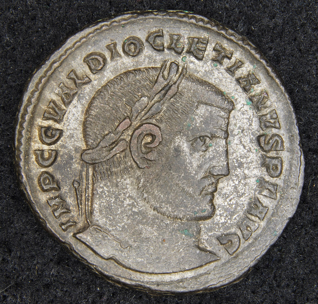 Diocletian. Large Follis.