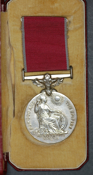 British Empire Medal. Arthur Hollis Stubbs.
