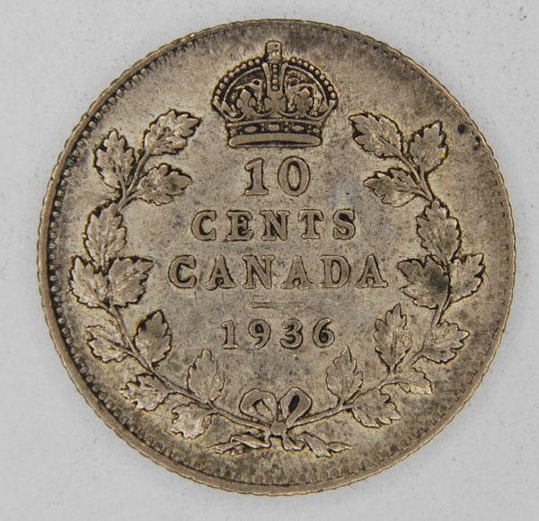 Canada. 10 Cents. 1936.