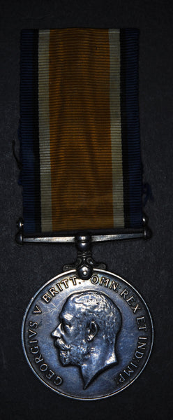 1914-1918 British War Medal. Royal Air Force.