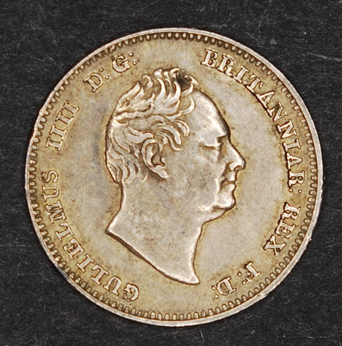 William IV. Threepence. 1835
