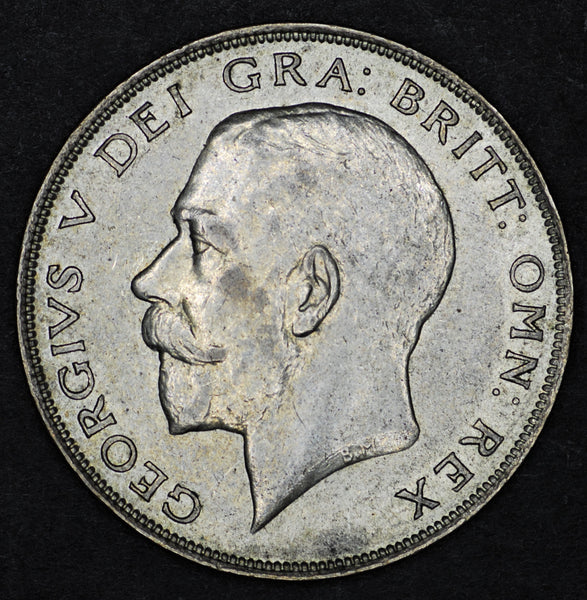 George V. Halfcrown. 1923