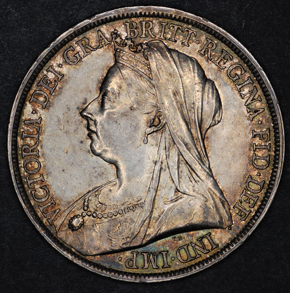 Victoria. Crown. 1893 LVI