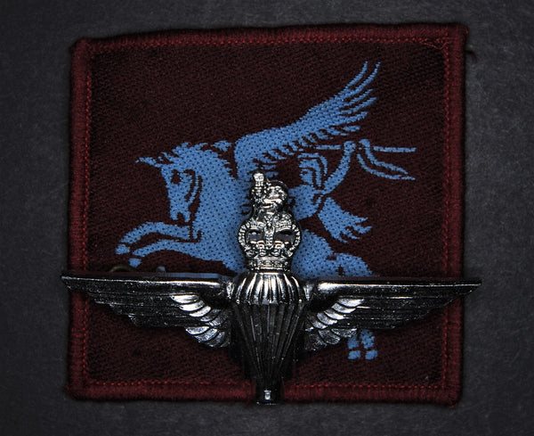 Parachute regiment badge