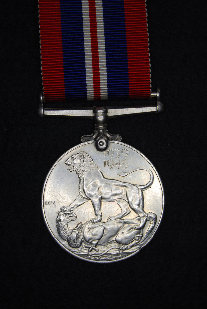 WWII. British War medal.