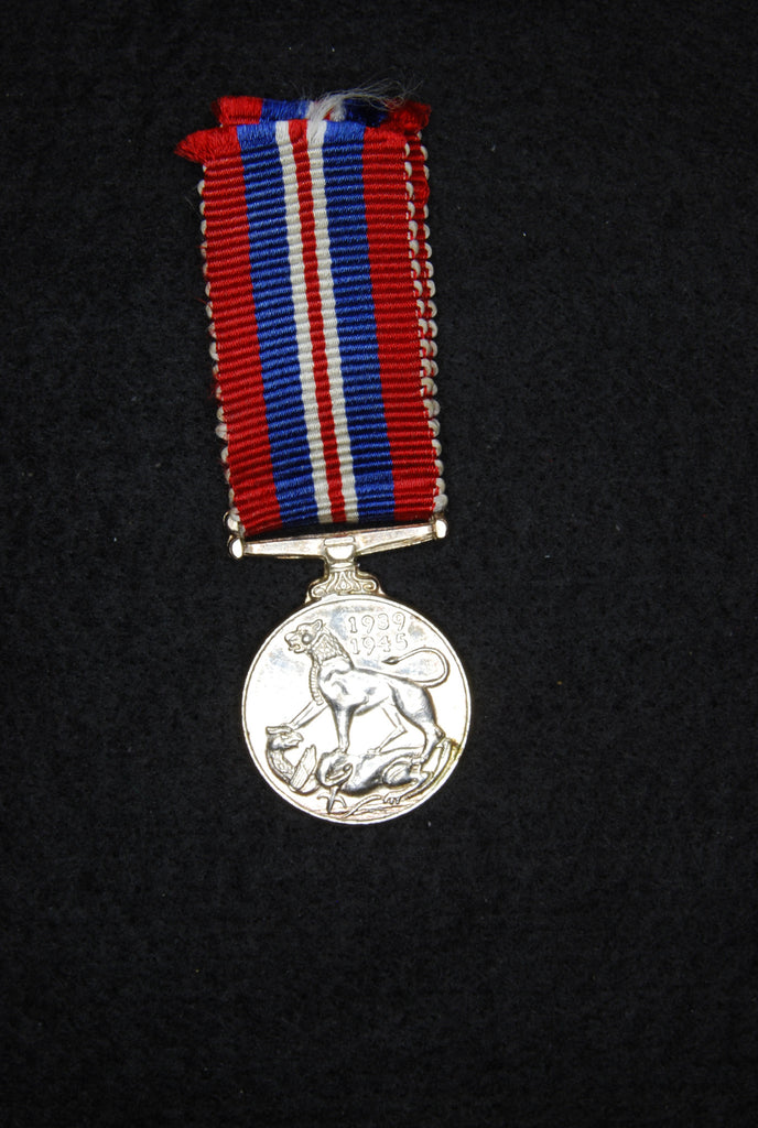 Miniature WW2 British War Medal.