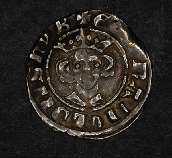 Edward I. Penny. Canterbury mint.