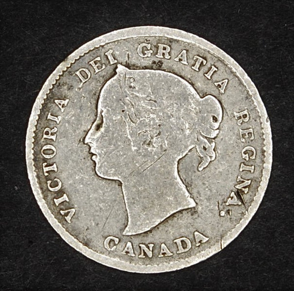 Canada. 5 cents. 1894