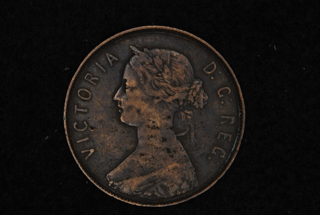 Canada. One cent. 1880